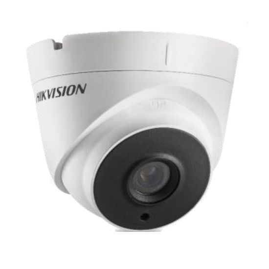 Camera dome Turbo HD Hikvision DS-2CE56H5T-IT3 5MP 3.6mm IR EXIR 40m IP67 DWDR