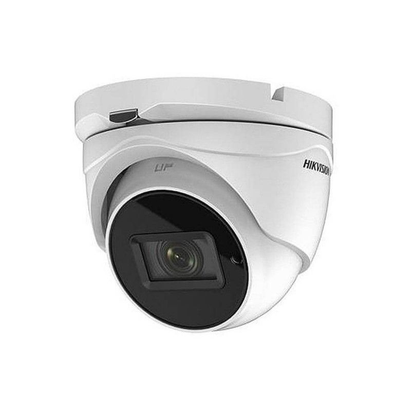 Camera dome Turbo HD Hikvision DS-2CE76H8T-ITMF 5MP 2.8mm IR Exir 30m IP67 WDR 130dB