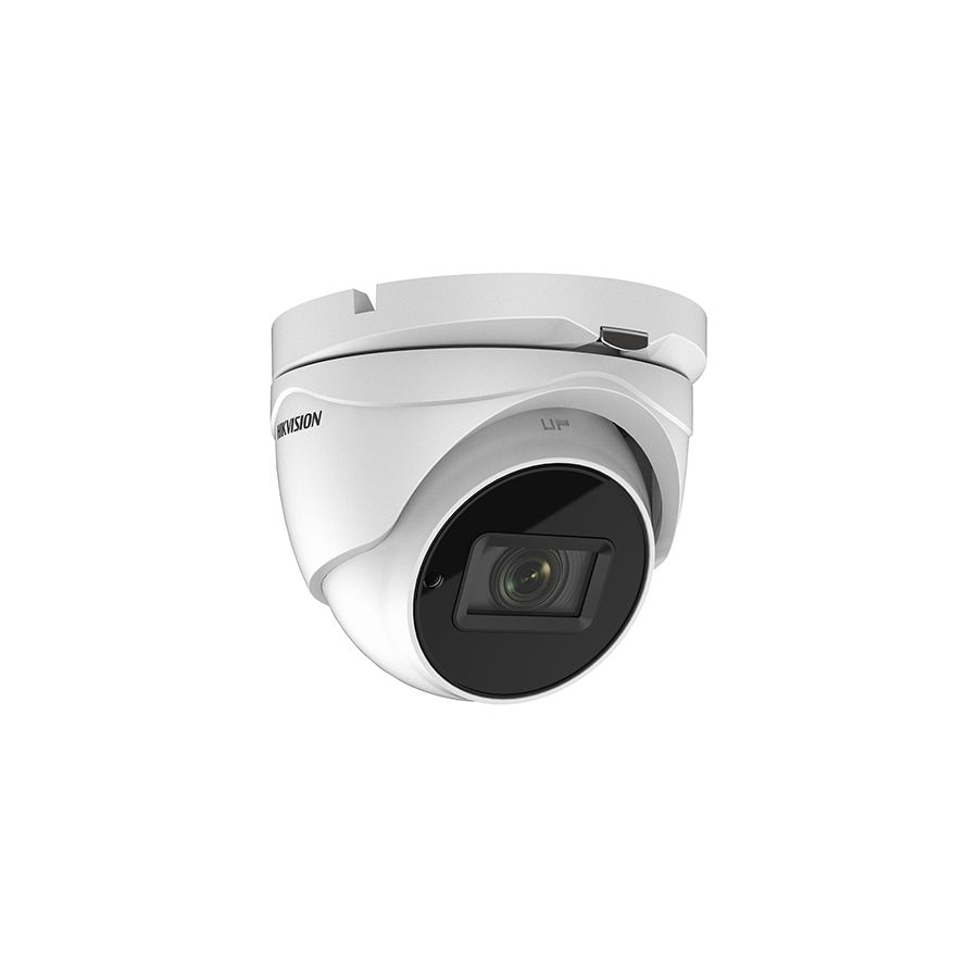 Camera dome Turbo HD Hikvision DS-2CE79U1T-IT3ZF 8MP varifocala motorizata 2.7-13.5mm IR EXIR 60m IP67 WDR