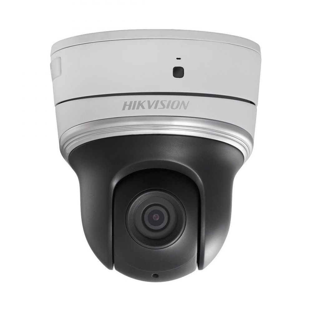 Imagine Camera Mini Ptz Ip Wireless Hikvision Ds-2de2204i-de3-w 2mp 4x Zoom Optic Slot Microsd Ir 20m