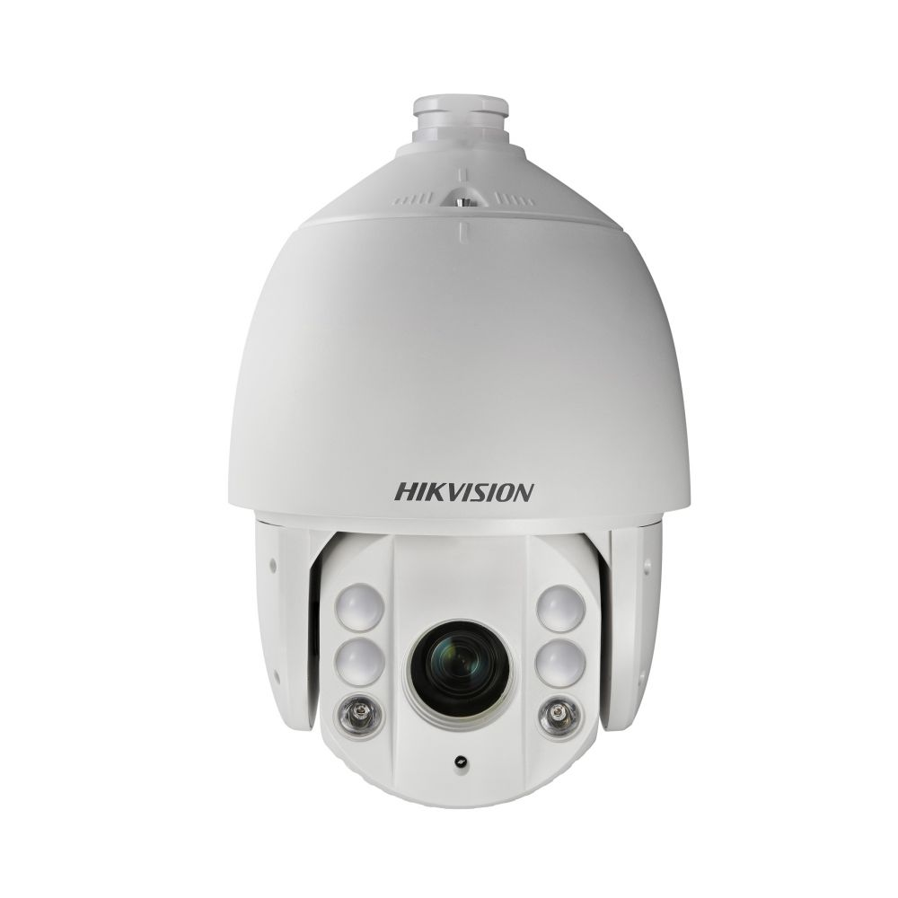 Speed Dome IP Hikvision DS-2DE7225IW-AE 2MP Starlight Smart Tracking IP66 IR 150m Hi-PoE slot card H.265+