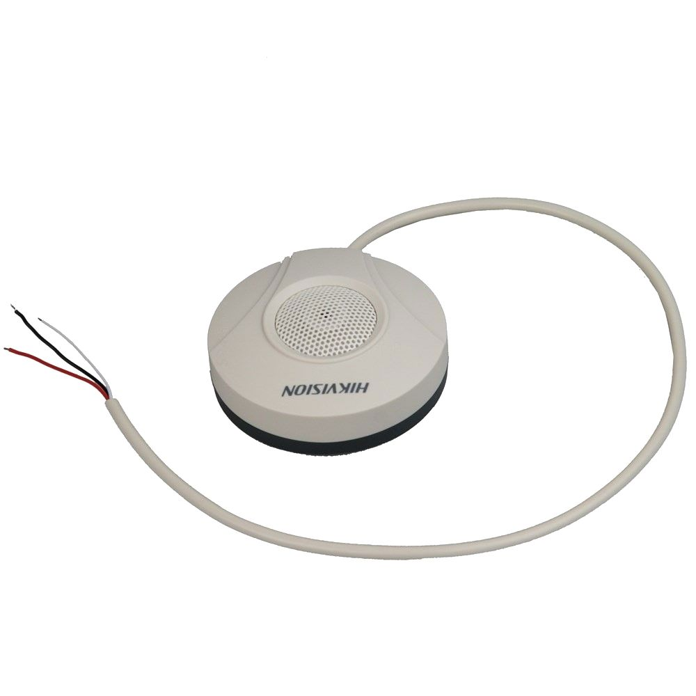 Microfon omnidirectional Hi-Fi Hikvision DS-2FP2020