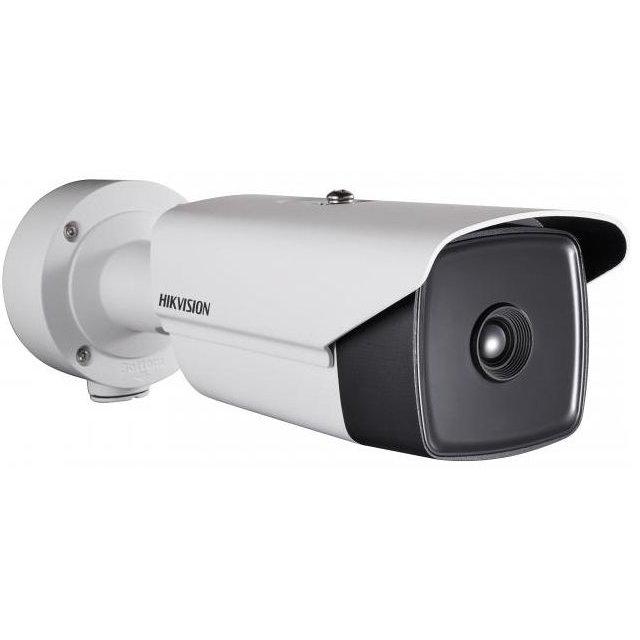 Camera IP bullet termica Hikvision DS-2TD2136-15 POE IP66 detectie prezenta umana pana la 441m