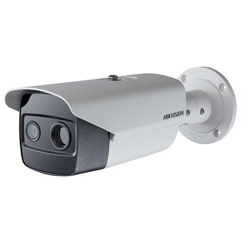 Camera termica IP Hikvision DS-2TD2615-7 Bispectrumm detectie vehicule detectie prezenta umana slot microSD IP66