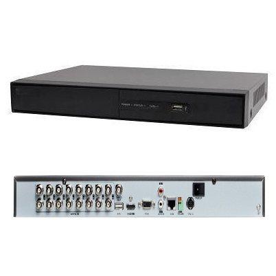 DVR TurboHD 3.0 Hikvision DS-7216HQHI-F2/N 16 canale, rezolutie 4K