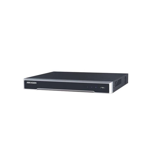 NVR 8 canale Hikvision DS-7608NI-K2/8P 160Mbps 8xPoE HDMI 4K ONVIF