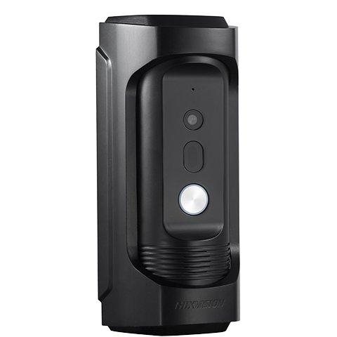 Post videointerfon IP Hikvision DS-KB8112-IM IP66 standalone IK9 PoE acces de pe telefonul smart