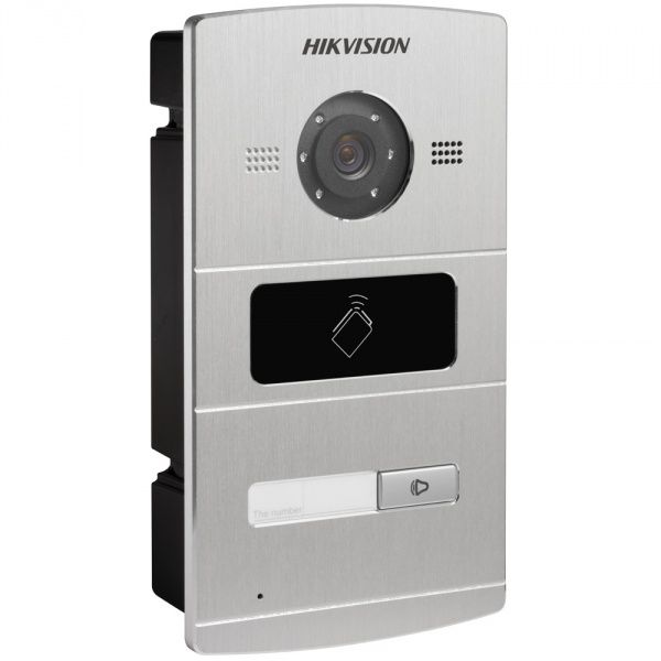 Post Exterior Videointerfon Ip Hikvision Ds-kv8102-im