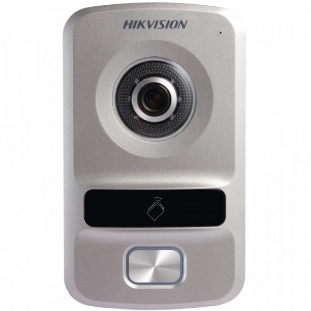 Post Exterior Videointerfon Ip Hikvision Ds-kv8102-vp