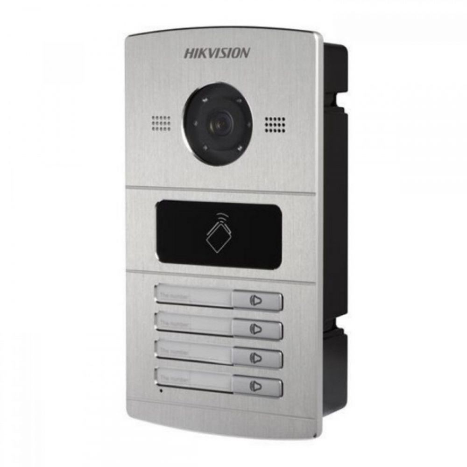 Imagine Post De Exterior Videointerfon Ip Hikvision Ds-kv8402-im
