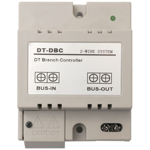 Accesoriu interfonie V-tech Controler de ramificatie pe 2 fire 1 apartament DT-DBC