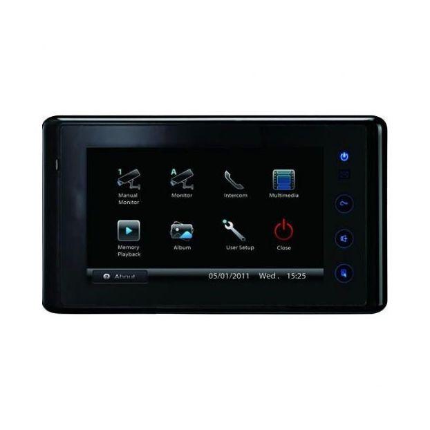 Monitor Videointerfon V-tech Dt27sd/td7/b. 7 Inch. Touchscreen