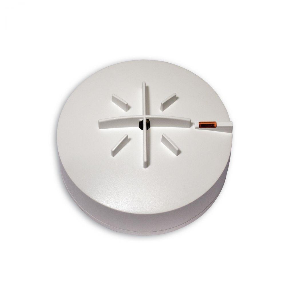 Detector Adresabil Cu Gradient Si Prag Fix De Temp