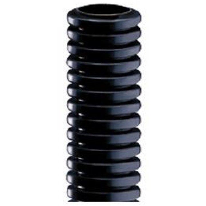 Rola 100m tub flexibil pvc 20 negru Gewiss DX15020