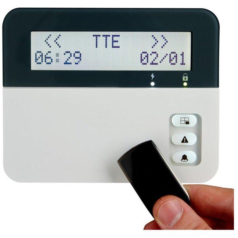 Tastatura LCD cu cititor de proximitate Eclipse LCD32 PR