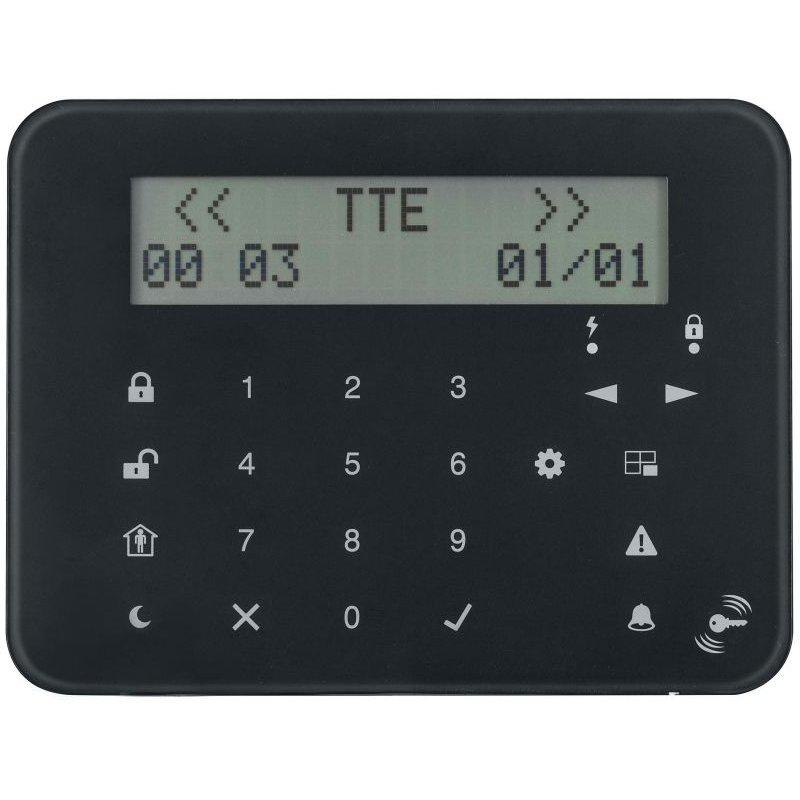 Tastatura Lcd Cu Taste Senzitive Teletek Eclipse L
