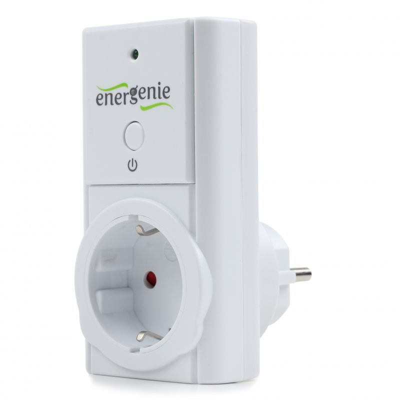 Priza Inteligenta Wireless Gembird Eg-pm1w-001