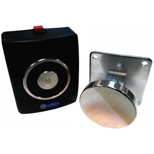 Accesoriu detectie incendiu Cofem Electromagnet pentru usi de incendiu 50kg Negru ELPCF50K