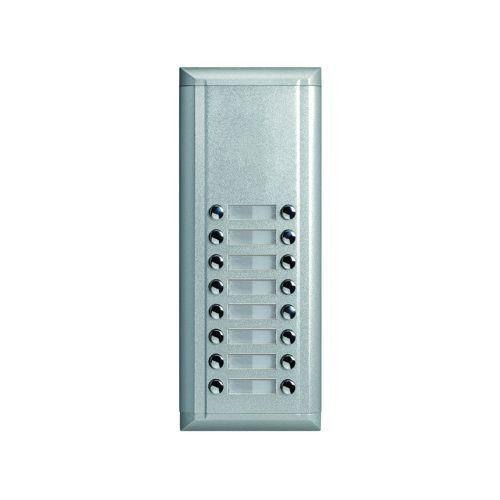 Panou exterior extensie V-TECH EP11/S16 cu 16 butoane apelare