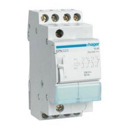 Teleruptor 230V/16A 4ND Hager EPE540