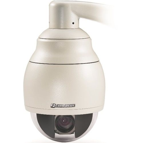 Camera PTZ IP exterior auto-tracking EVERFOCUS EPN3100-PC
