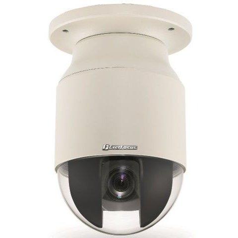 Camera PTZ IP interior auto-tracking EVERFOCUS EPN3600I-PC