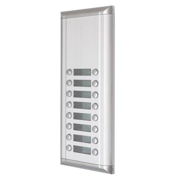 Extensie 16 Apartamente Pentru Panourile Din Seria Dmr11 Eps11-d16 Carcasa De Aluminiu. Ip45