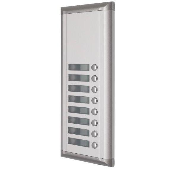 Extensie 8 Apartamente Pentru Panourile Dmr11 Eps11-s8 Carcasa Din Aluminiu. Ip45