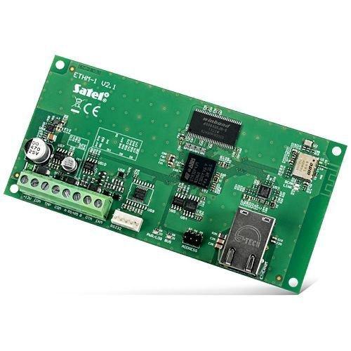 Modul alarma Satel Comunicatie Ethernet ETHM-1 Plus