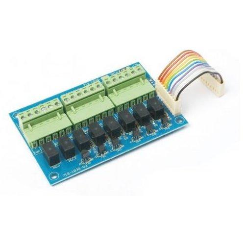 Card 8 iesiri pe releu Advanced Electronics Exp-008