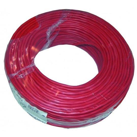 Imagine Cablu Sisteme Antiincendiu Rigid F4x0.8