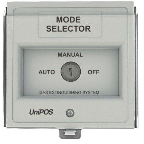 Buton De Selectie Mod Cu Cheie Unipos Fd5302