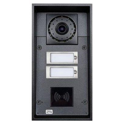Videointerfon VoIP de exterior 2N Telecommunications FORCE (9151102CRW)