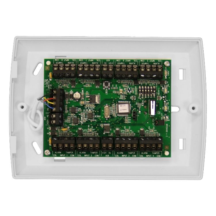 Imagine Input Expander Module Pyronix Pcx-rix8i-p-box; 8 Inputs; Inertia Zones Supported; Plastic Box Fppcx-rix8i