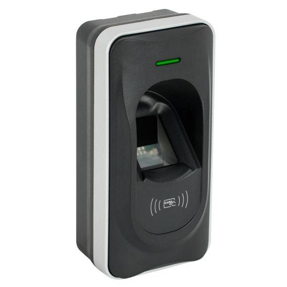 Cititor de amprente si cartele ZKTeco FPR-1200-EM pentru centralele de control acces biometrice
