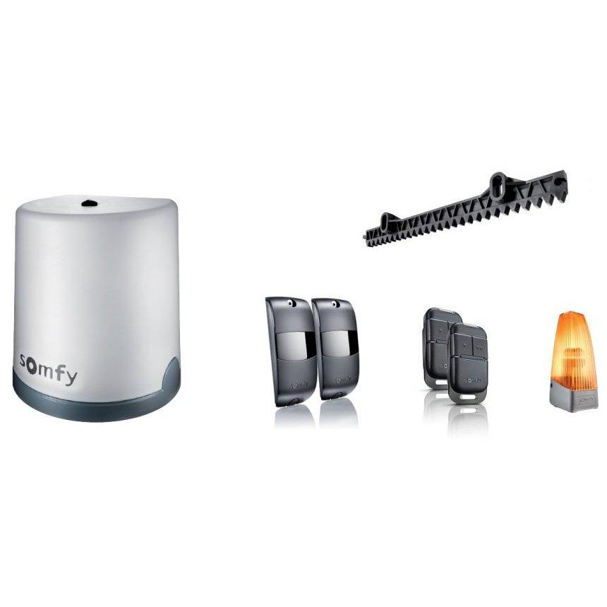 Imagine Kit Automatizare Poarta Culisanta Somfiy Freevia 400 Acc De Tip Diy Pentru Pana La 6m Si O Greutate Maxima 400kg