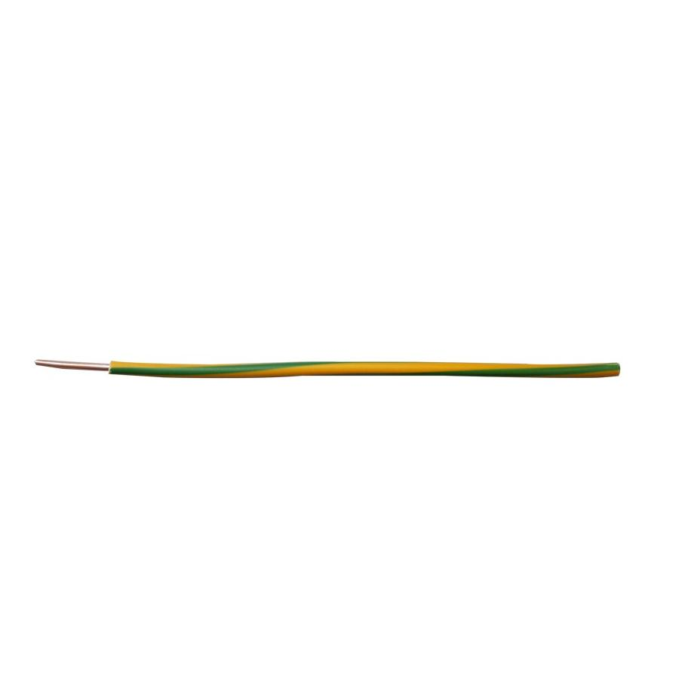 Conductor FY 1.5 galben/verde 10m