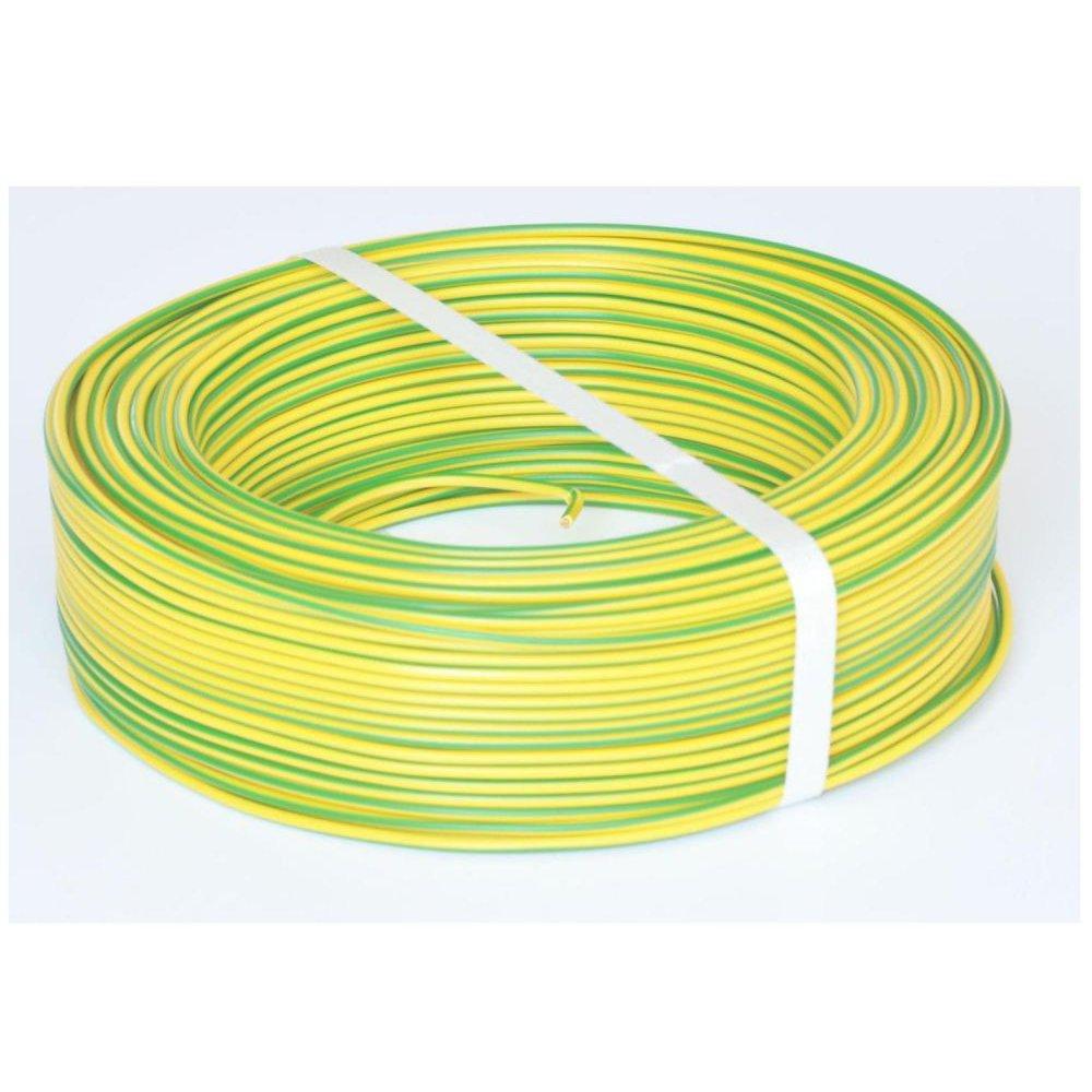 Rola 100m Fy 2.5 Galben/verde
