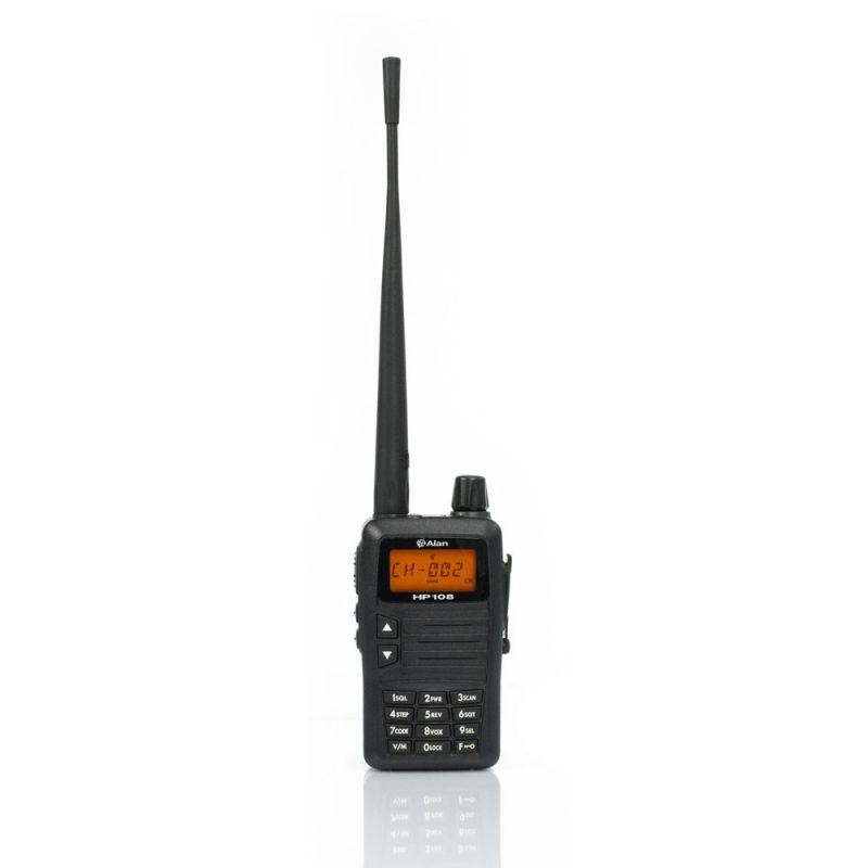 Statie Radio Vhf Portabila Midland Hp108. 136-174