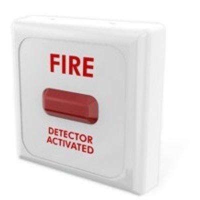 Indicator Remote-led De Alarma Gfe-rem-ind-c