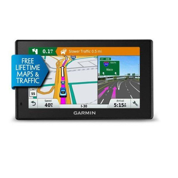 Gps Garmin 5.0. Drivesmart 50lm. Wqvga Color Tft With White Backlight. 480 X 272 Rez.dual-orientation. Voice Prompts. Speaks Gr-020-00161-26