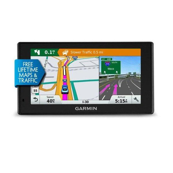 Gps Garmin 7.0. Drivesmart 70lmt. Bluetooth. Hands-free Calling. Active Lane