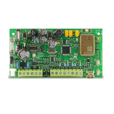 Centrala Gsv4 Cu Comunicator Gprs Inclus + Cutie Metalica Cu Transformator Secolink Gsv4 + Traf