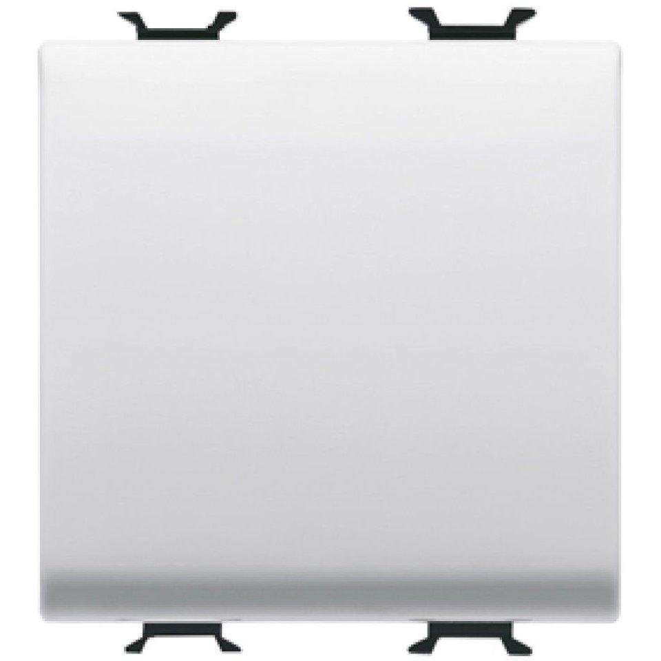 Intrerupator simplu 2M Gewiss Chorus GW10031 alb