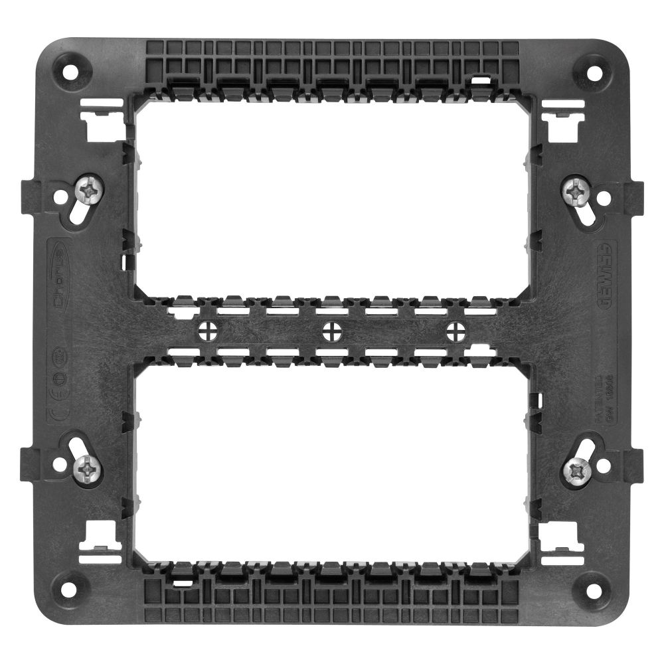 Rama suport 12 module Gewiss Chorus GW16812