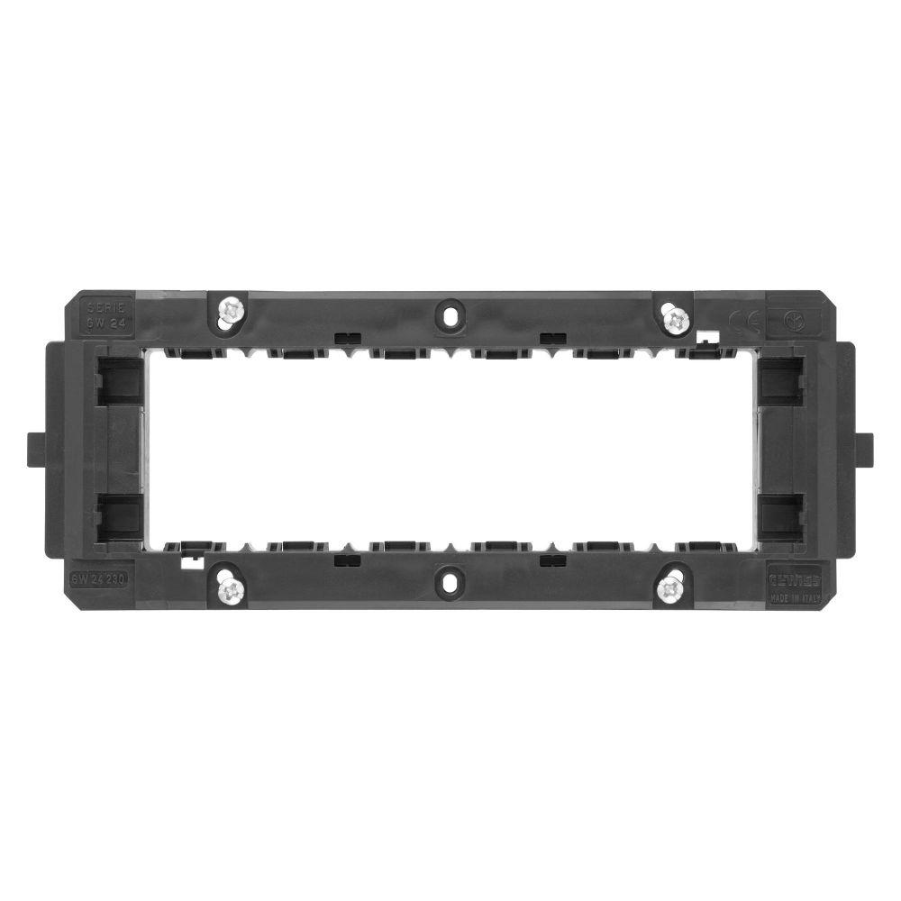 Rama suport 6 module Gewiss System GW24230