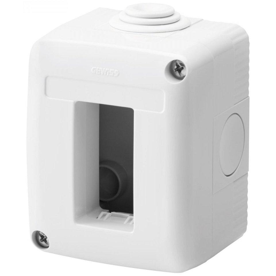 Doza aplicata 1 modul IP 40 Gewiss System GW27001