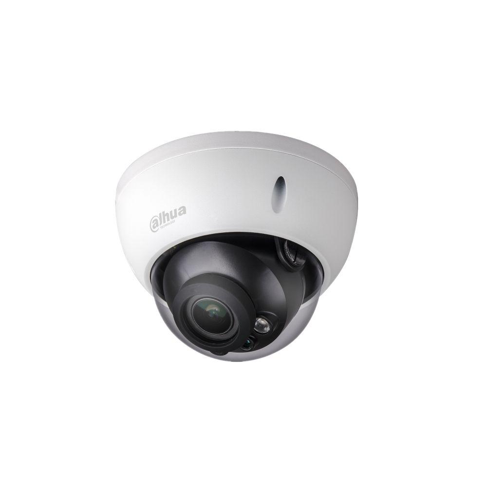 Camera HDCVI Dahua HAC-HDBW1400R-VF de tip dome antivandal lentila varifocala 2.7-13.5mm Smart IR 30m IP67 IK10 PoC