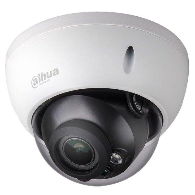 Camera HDCVI Dahua HAC-HDBW2231R-Z dome antivandal 2MP Starlight lentila varifocala motorizata 2.7-13.5mm IR 30m IP67 IK10 WDR 120dB PoC