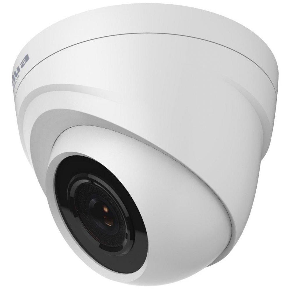 Camera Hdcvi Dahua Hac-hdw1000r 720p De Interior Ir 20m 2.8mm / 3.6mm